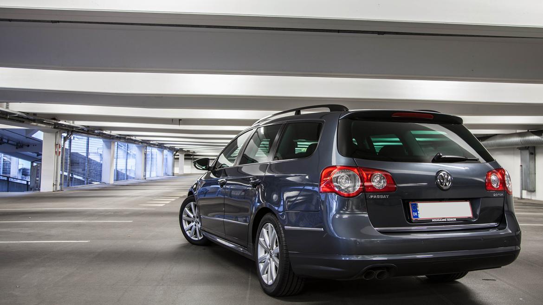VW Passat Variant R-Line billede 6