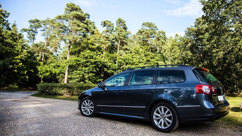 VW Passat Variant R-Line billede 18