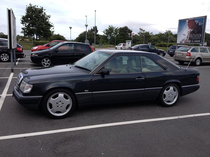 Mercedes benz 300ce24 v 1989 super fed cruser for Mercedes benz text