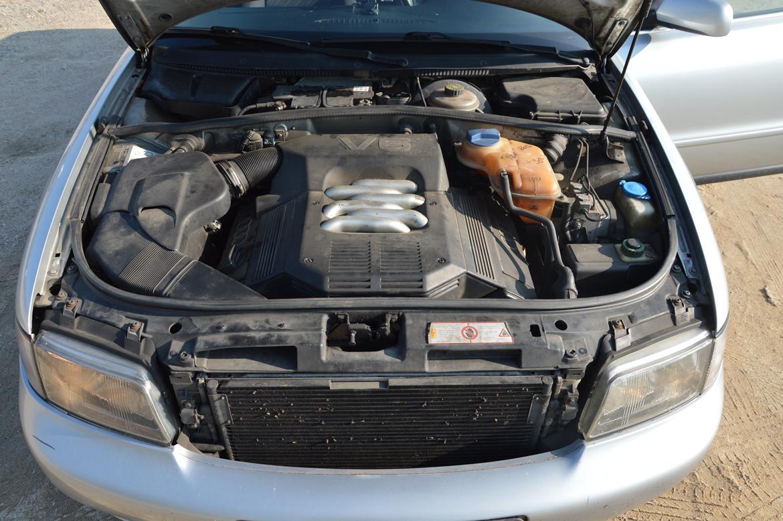 Audi A4 2 6 V6 Sedan Billeder Af Biler Uploaded Af