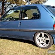 Peugeot 106 xs Skrottet :-(