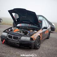 BMW E36 325 Turbo - solgt