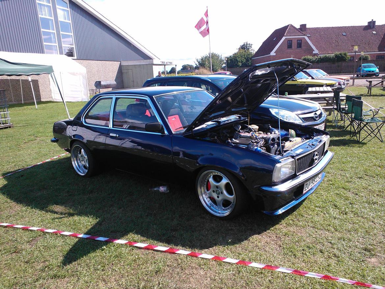 Opel ascona b c20let turbo billede 1