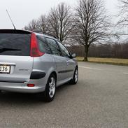 Peugeot 206 SW Solgt