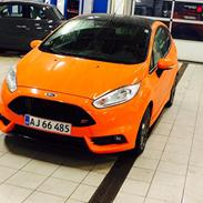 Ford Fiesta ST SOLGT
