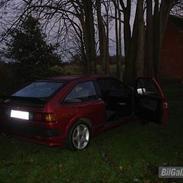 VW Scirocco GTX *Solgt*