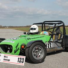 Lotus Seven race car (Replica)