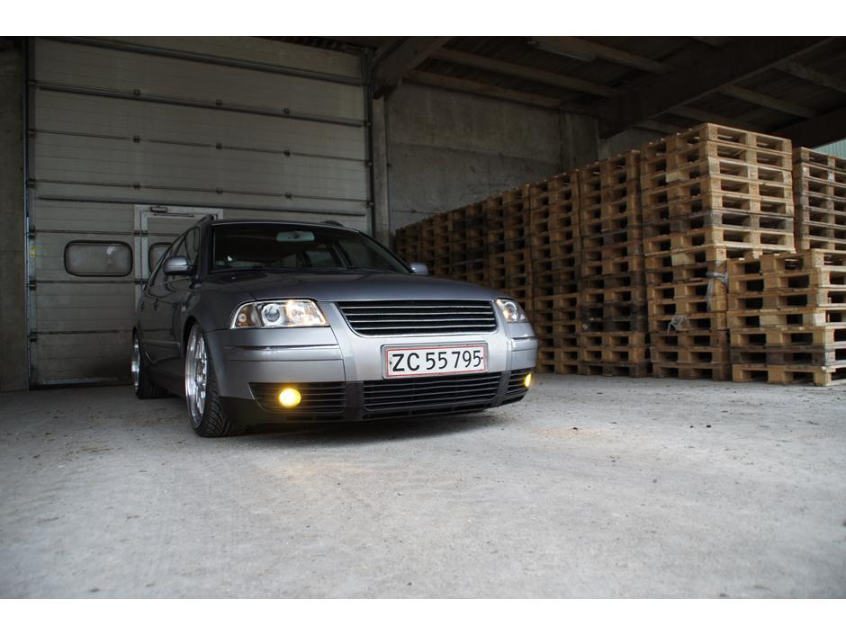 VW Passat 3BG 1,9 TDi Highline