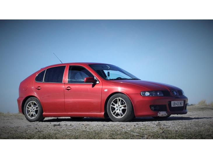 Seat leon 1m cupra style 2001 ps den skade den har i for Mueble 2 din seat leon 1m