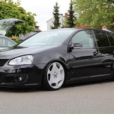VW Golf 5, 1.9 TDI Trendline - Daily Airride