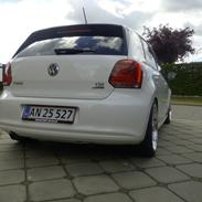 VW Polo 6r 1,6 tdi bluemotion