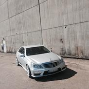 Mercedes Benz E klasse W212 AMG Edition