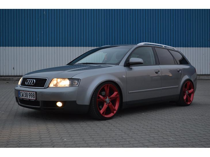 audi a4 avant stc 1 9 tdi 130 hk b6 2003 diesel k rer rigtig godt. Black Bedroom Furniture Sets. Home Design Ideas