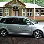 VW Touran 2,0TDI RS 170HK Highline DSG 5/7pers