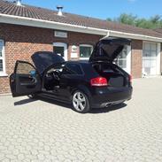 Audi S3 2,0 TFSI Van