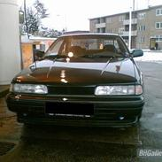 Mazda 626 coupe solgt