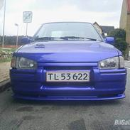 Ford Escort RS Turbo - Solgt