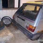 Toyota corolla 1,3 skrottet