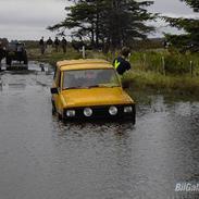 Nissan Patrol -gået på pension-