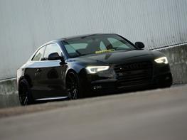 Audi A5 Coupé 3.0 BLACK'ON'BLACK