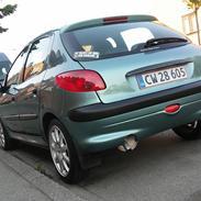 Peugeot 206 XR Presence