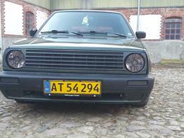 VW Golf 2. 1,9 td