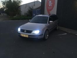 VW Passat 1.8T