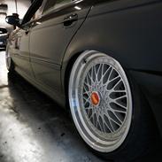 BMW E39 - Airride