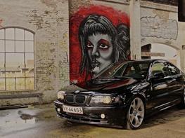 BMW E46 323Ci Coupe