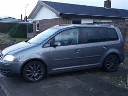 VW Touran 1.9TDi 105hk DSG 7p Highline