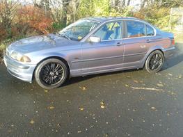 BMW 323i e46