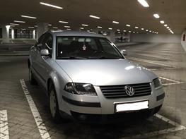 VW passat 3BG 1,9 TDI limosin