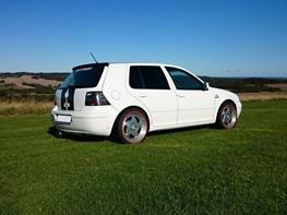 VW Golf IV GTI 1,8 Turbo 20v Exclusive