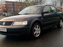 VW Passat 1,8T Highline Limo