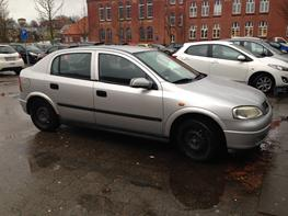 Opel astra G lille fix