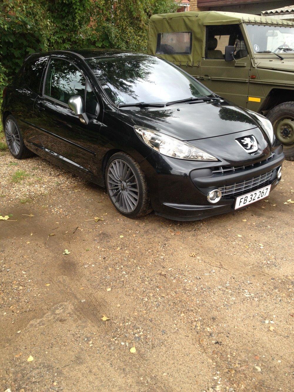 Peugeot 207 rc billede 2