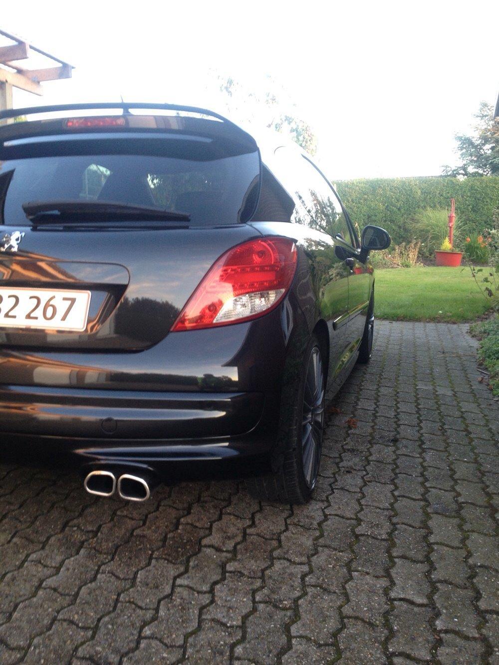 Peugeot 207 rc billede 3