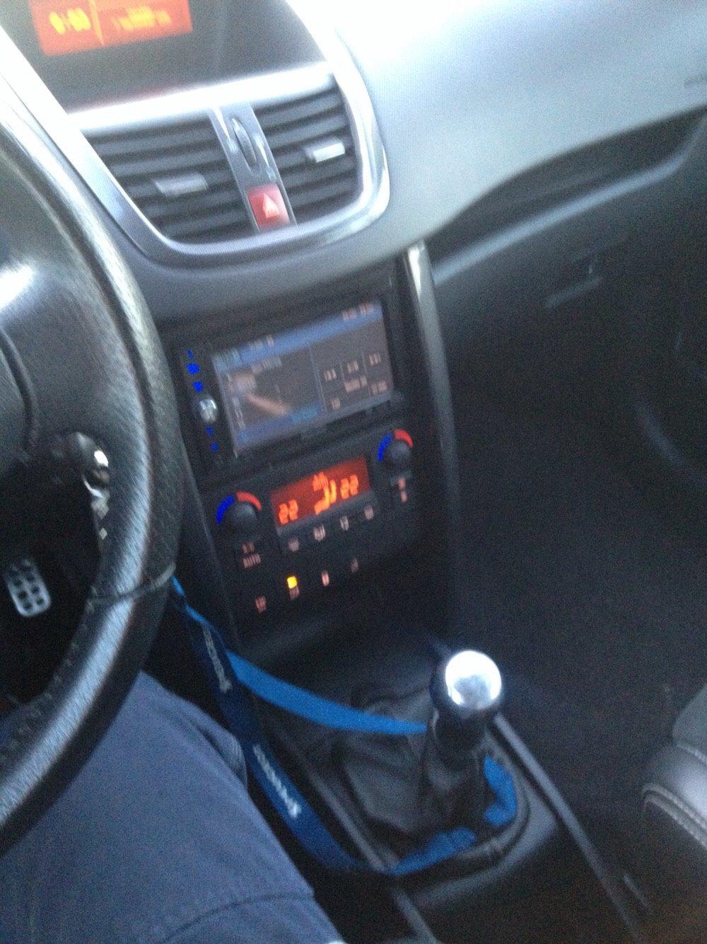 Peugeot 207 rc billede 4