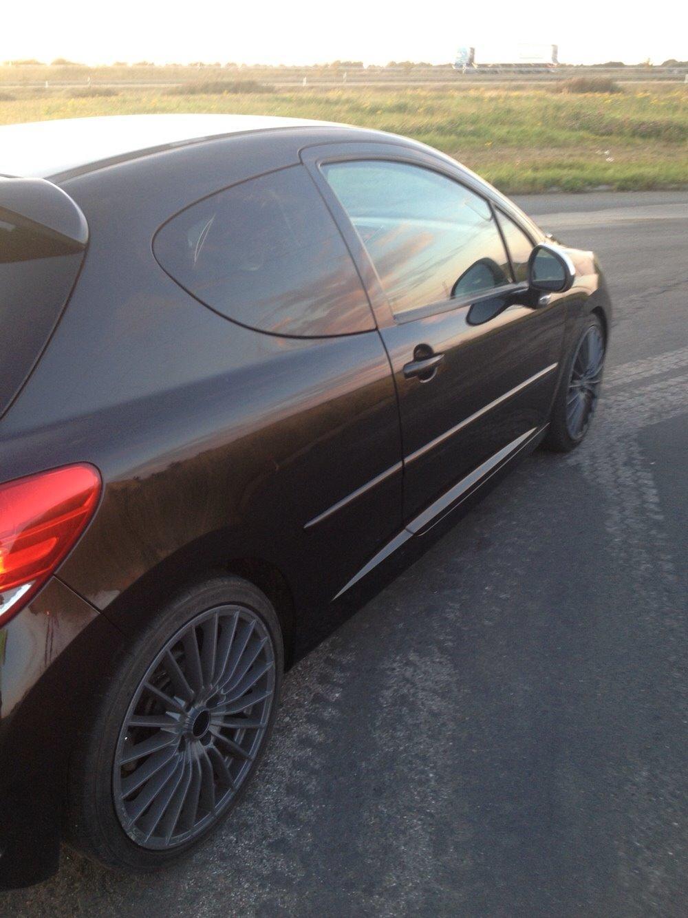 Peugeot 207 rc billede 8