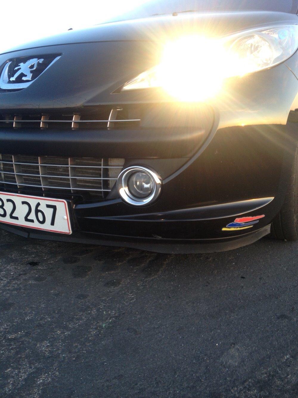 Peugeot 207 rc billede 9