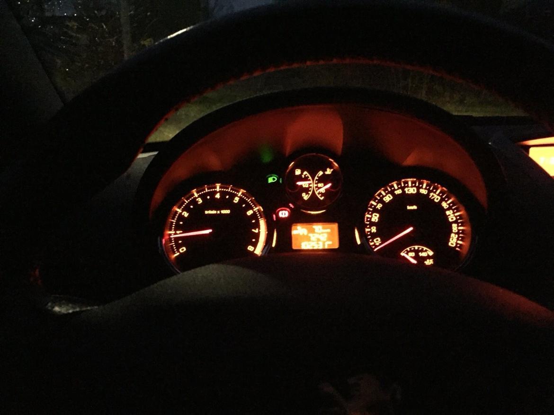 Peugeot 207 rc billede 12