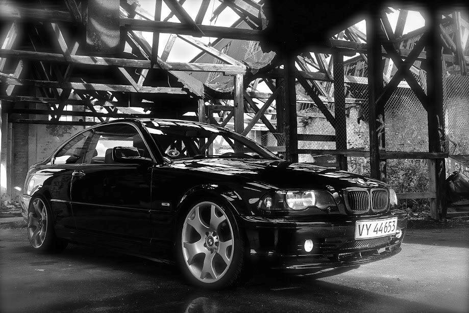 BMW E46 323Ci Coupe billede 8