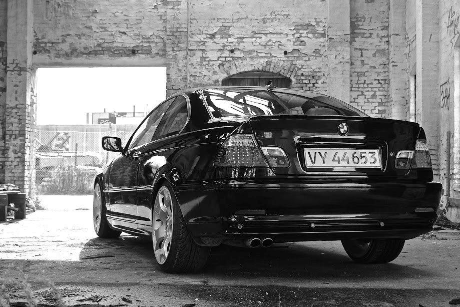 BMW E46 323Ci Coupe billede 9