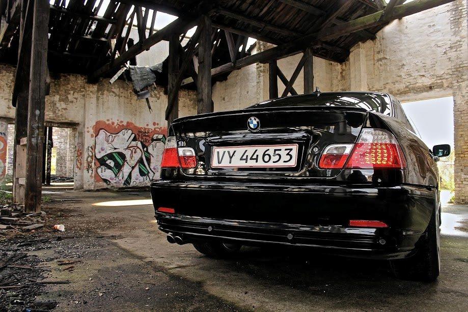 BMW E46 323Ci Coupe billede 10