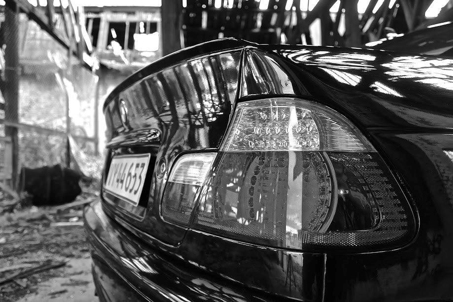 BMW E46 323Ci Coupe billede 12
