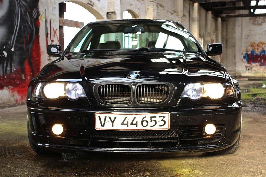 BMW E46 323Ci Coupe billede 13