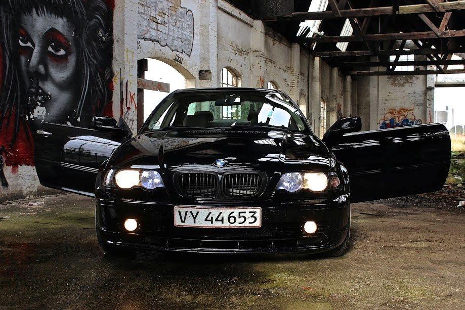 BMW E46 323Ci Coupe billede 14