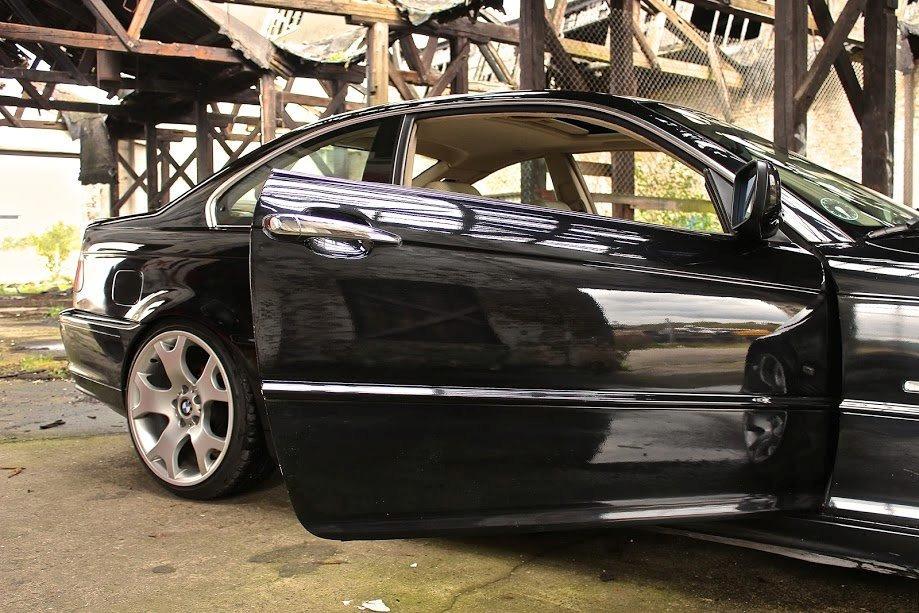 BMW E46 323Ci Coupe billede 15