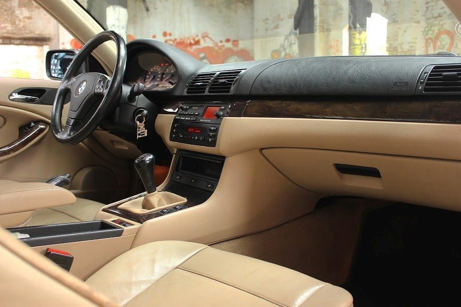 BMW E46 323Ci Coupe billede 16