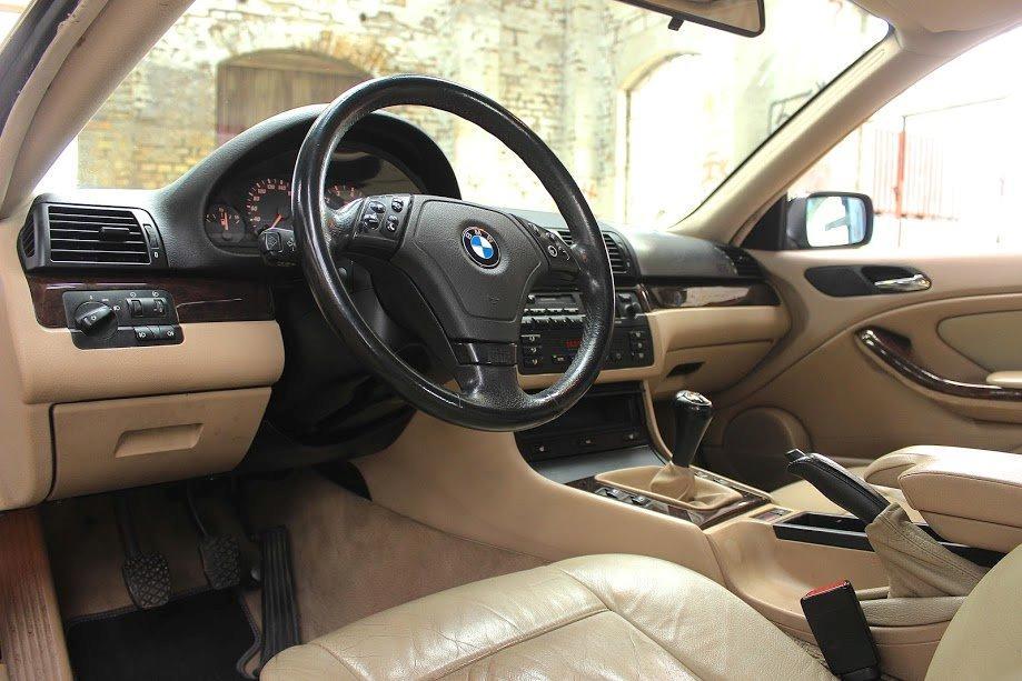 BMW E46 323Ci Coupe billede 19